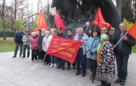 80 лет со дня принятия стратегического решения по обороне Москвы