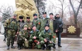 День создания Луганской Народной милиции
