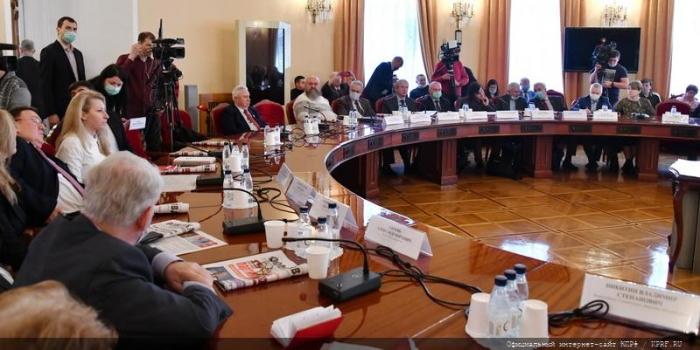 Состоялся Совет Лево-патриотических сил России